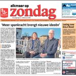 Gilde Alkmaar op voorpagina Alkmaar op Zondag