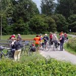 30 km fietstocht Alkmaar