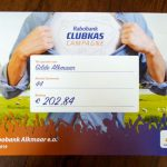Check Rabobank Clubactie 2019