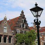 Gevels in het centrum van Alkmaar